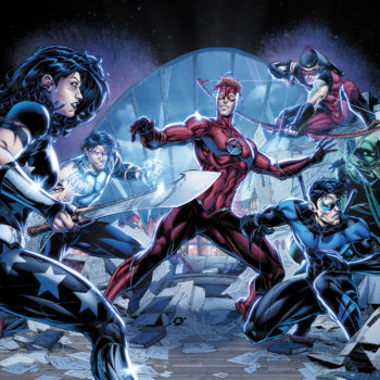 DC Rebirth (REVIEW)