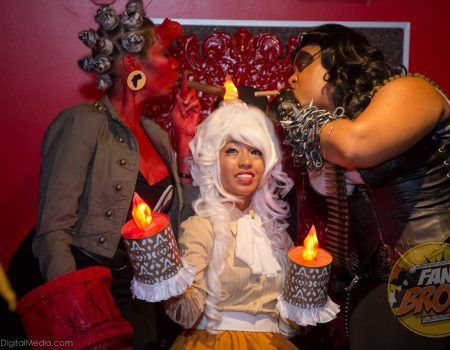 PHOTOS: 2nd Annual Crossplay Cosplay Contest #NYCCPresents