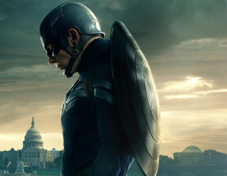 """How """"Captain America: The Winter Soldier"""" Helped Me Through 2016"""