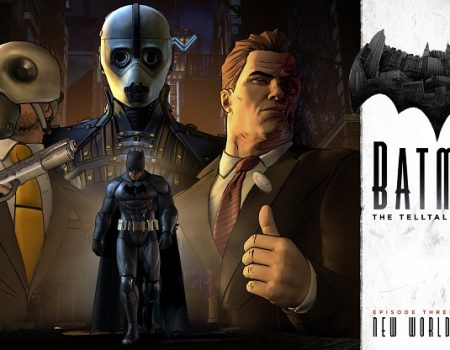 Batman The Telltale Series Episode 3 New World Order