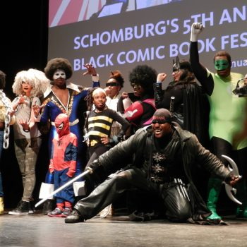 Dispatches from the Black Comic Book Festival 2017