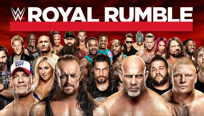 SlamBros: Royal Rumble 2017 Predictions (PODCAST)