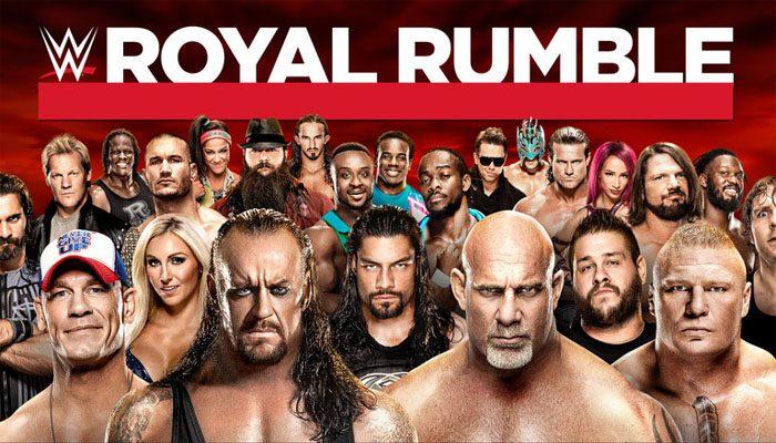 SlamBros: Royal Rumble 2017 Predictions (PODCAST)