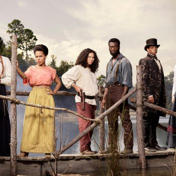 WGN America's UNDERGROUND Season 2 Cast Speaks with FanBrosShow