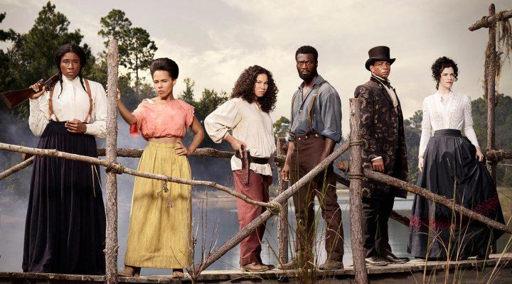 WGN America's UNDERGROUND Season 2 Cast Speaks with FanBrosShow