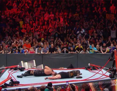 Slambros: The Night Braun Strowman Became Legend