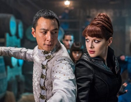 Into the Badlands: Sting of the Scorpion's Tail (RECAP)