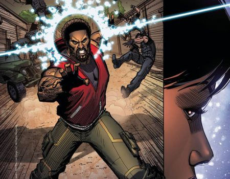 """Catalyst Prime"" Brings Diverse, Adult Stories To Superheroes"
