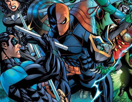 Titans #11: The Lazarus Contract Part 1 – The Test of DC Comics (REVIEW)