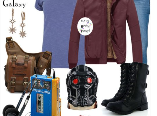 Fandom Fashion: Guardians of the Galaxy Fashion Sets