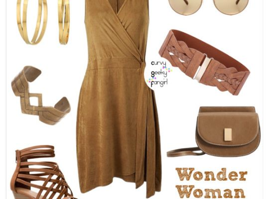FANDOM FASHION: Wonder Woman
