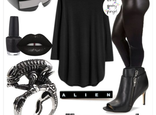 FANDOM FASHION: Alien Fashion Sets