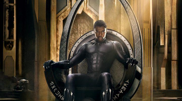 Marvel's Black Panther Teaser Poster