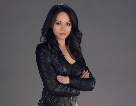 Interview With Dark Matter's Melissa O'Neil
