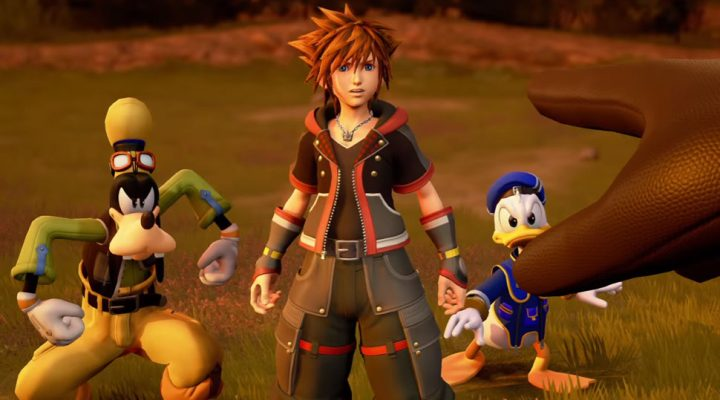 Gaming News Roundup – June 12: Kingdom Hearts 3 is a Fantasy, Shenmue 3 in 2018, Cyberpunk 2077 Ransom