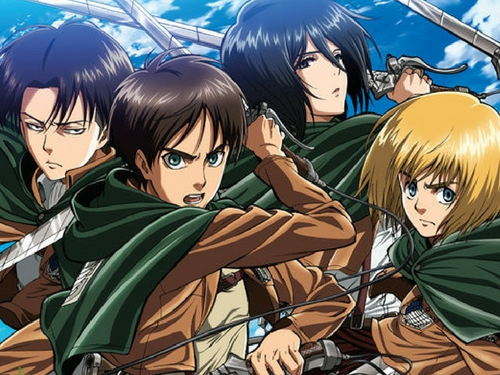 Attack on Titan Season 3 Coming in 2018