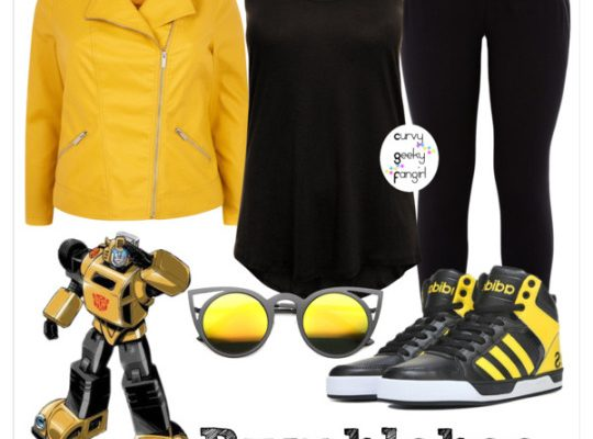 FANDOM FASHION: Transformers – Robots in Disguise