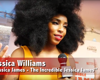 The Incredible Jessica James: Jessica Williams Interview
