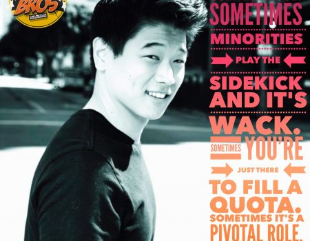 Secret Origin Of The Asian Sidekick Feat. Ki Hong Lee (FanBrosShow)