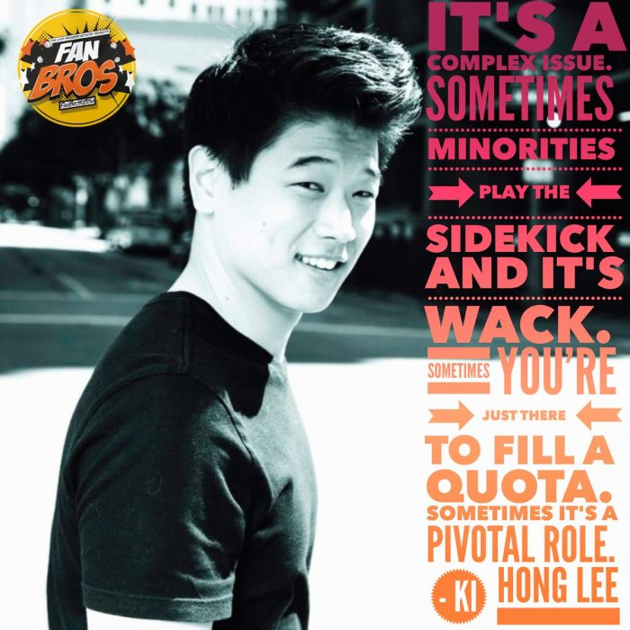 Secret Origin Of The Asian Sidekick