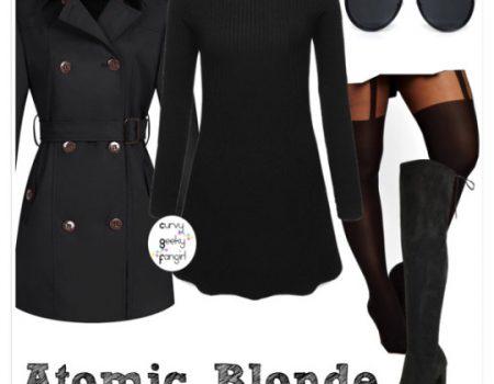FANDOM FASHIONS: Atomic Blonde Sets