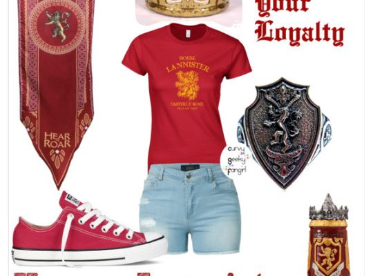 FANDOM FASHIONS: Game Of Thrones