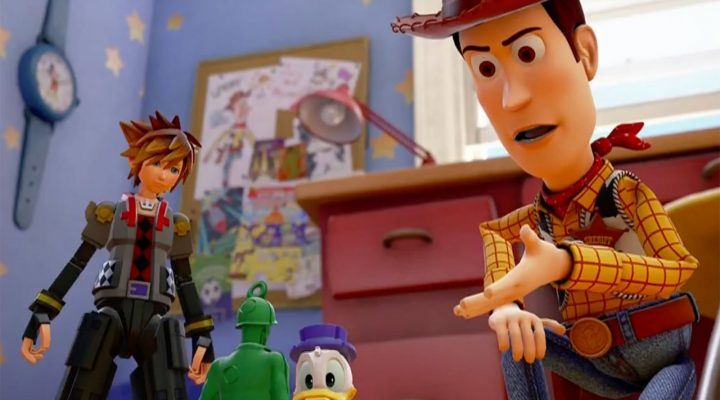 Gaming News Roundup – June 17: Kingdom Hearts Meets Toy Story, Half Life Update, Is ARK Greedy?