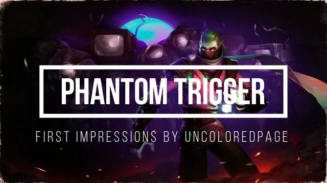 PHANTOM TRIGGER – Colorful Hack and Slash Barely Misses The Mark (FIRST IMPRESSIONS)