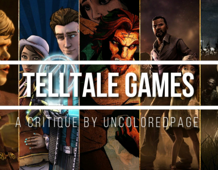 OPINION: Telltale's Storytelling is Tired (Gaming)