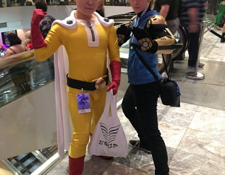 Dragon Con 2017: We Came, We Saw, We Cosplayed