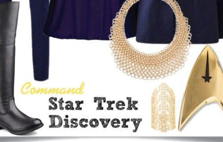 FANDOM FASHIONS: Star Trek Discovery