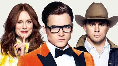 REVIEW: Kingsman, The Golden Circle
