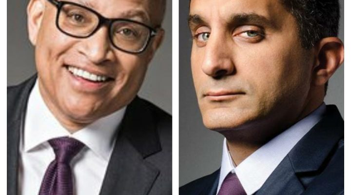 Middle Eastern Superhero Comedy From Larry Wilmore and Bassem Youssef, Coming to ABC