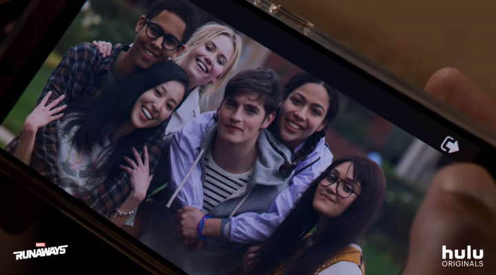 Hulu Releases Marvel's Runaways' First Full Trailer!