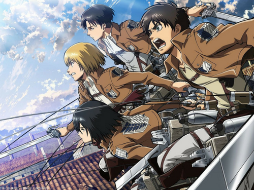 Attack on Titan Season 3 Confirmed for 2018