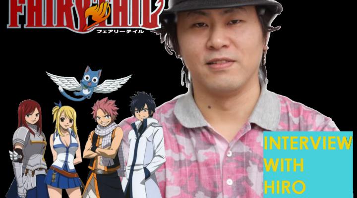 Meet @Hiro_Mashima, Author of Mega-Hit Manga Fairy Tail (INTERVIEW)