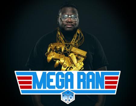Mega Ran Drops a New Album To Celebrate the Release of Stranger Things Season 2!