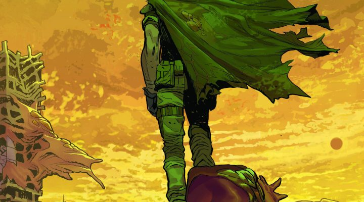 Robert Kirkman's OBLIVION SONG: 10 Years In The Making & Finally Ready