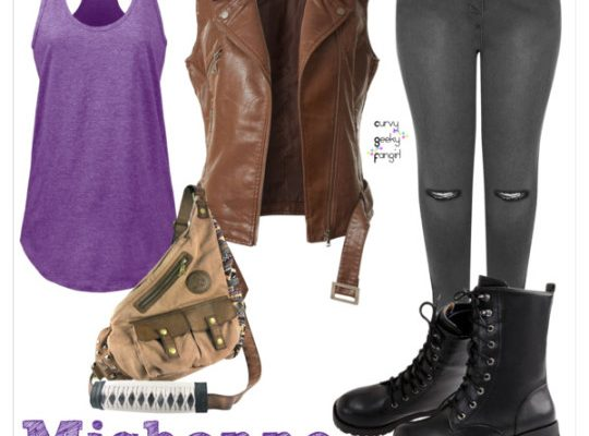 FANDOM FASHION: The Walking Dead Fashion Sets