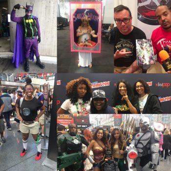 New York Comic Con 2017: All The Cool Things (VIDEO)