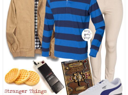 FANDOM FASHION: Stranger Things