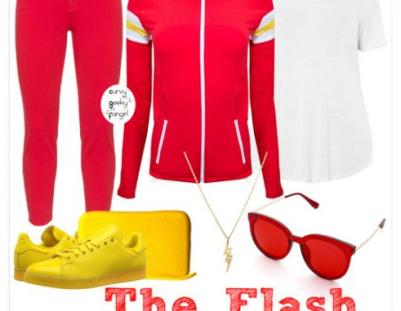 FANDOM FASHION: Arrow, The Flash, Supergirl Returns