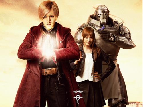 Trisha Would Be Proud – Fullmetal Alchemist Live Action Movie – REVIEW