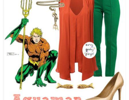 Fandom Fashions: Justice League