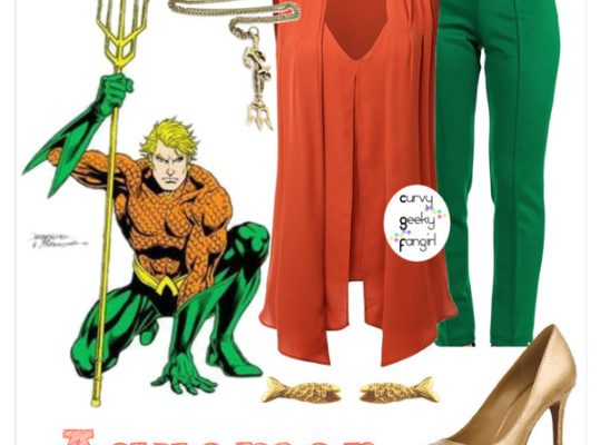 Fandom Fashions: Justice League