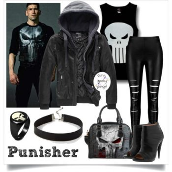 FANDOM FASHIONS: The Punisher