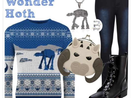 Fandom Fashions: Geeky Holiday Wear