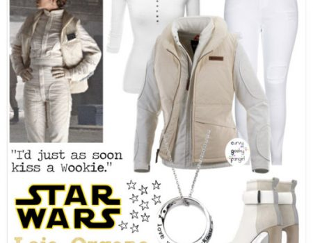 FANDOM FASHIONS: Star Wars The Last Jedi