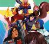 FANDOM FASHIONS: Teen Titans
