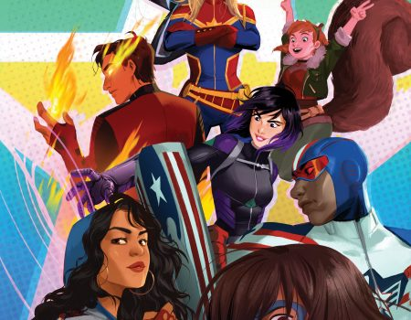 Marvel Rising! The Secret Warriors Save The Day in New Animated Series!